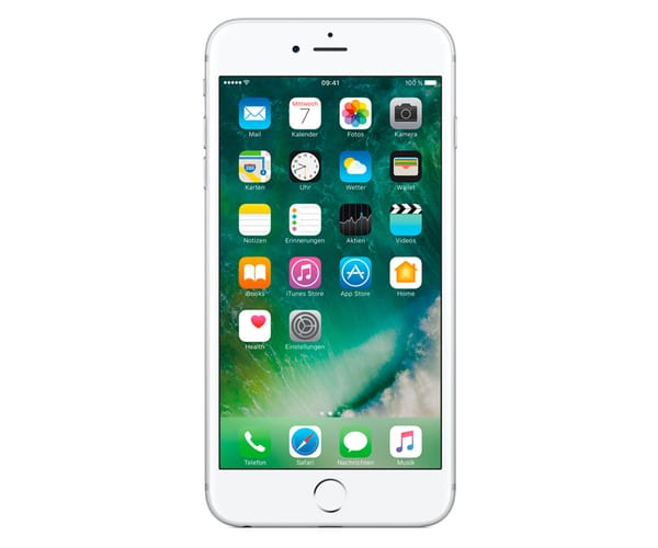 APPLE IPHONE 7 PLUS 128GB PLATA MÓVIL 4G 5.5'' IPS/4CORE/128GB/3GB RAM/12MP DUAL OIS/7MP
