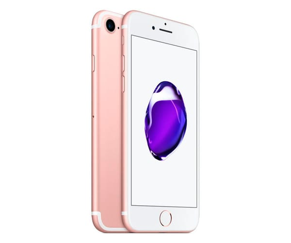 APPLE IPHONE 7 32GB DORADO ROSA MÓVIL 4G 4.7'' IPS/4CORE/32GB/2GB RAM/12MP OIS/7MP