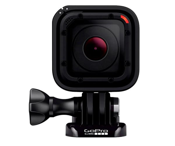 GOPRO HERO SESSION CÁMARA DEPORTIVA COMPACTA SUMERGIBLE CON BLUETOOTH Y WIFI