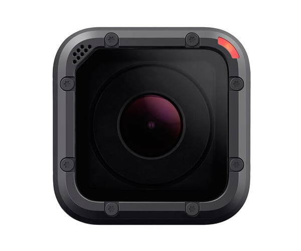 GOPRO HERO5 SESSION CÁMARA DEPORTIVA 4K SUMERGIBLE CON WIFI, BLUETOOTH Y GPS