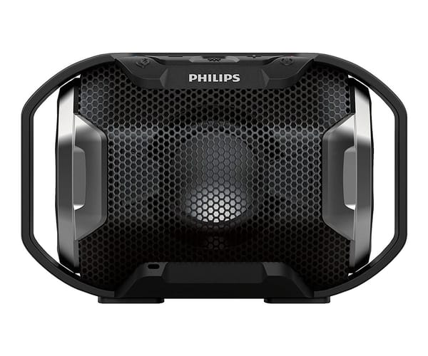 PHILIPS SB300B/00 ALTAVOZ INALÁMBRICO/ NEGRO/ BLUETOOTH