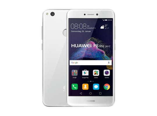 HUAWEI P8 LITE (2017) BLANCO MÓVIL 4G DUAL SIM 5.2'' IPS FHD/8CORE/16GB/3GB RAM/12MP/8MP