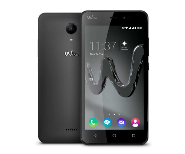 WIKO FREDDY NEGRO MÓVIL DUAL SIM 4G 5'' LCD IPS/ 4CORE/ 8GB/ 1GB/ 5MP/ 2MP