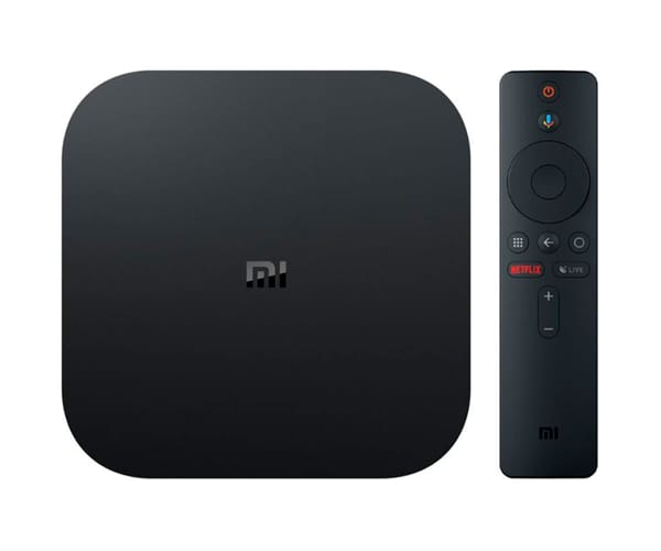 XIAOMI MI BOX 3S VERSIÓN INTERNACIONAL TV BOX 4K ANDROID TV 6.0 MULTI-IDIOMA