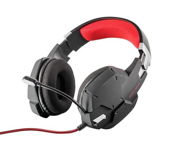 TRUST GXT 322 DYNAMIC AURICULARES GAMMING