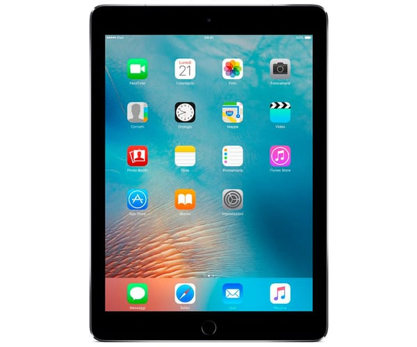 APPLE IPAD PRO WIFI GRIS ESPACIAL MLQ32TY/A TABLET 12.9'' RETINA/A9X/128GB/12MP