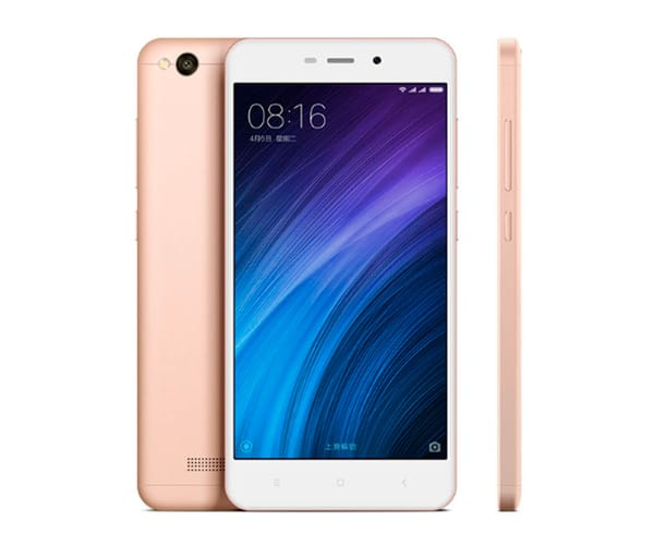 XIAOMI REDMI 4A DORADO MÓVIL 4G DUAL SIM 5'' IPS/4CORE/32GB/2GB RAM/13MP/5MP