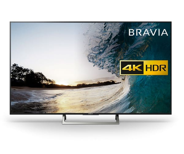 SONY KD-55XE8596 TELEVISOR 55'' LCD EDGE LED TRILUMINOS UHD 4K HDR 1000Hz ANDROID TV WIFI BLUETOOTH LAN HDMI USB GRABADOR Y REPRODUCTOR MULTIMEDIA