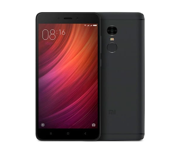 XIAOMI REDMI NOTE 4 PRO NEGRO MÓVIL 4G DUAL SIM 5.5'' IPS FHD/8CORE/32GB/3GB RAM/13MP/5MP