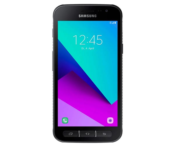 SAMSUNG GALAXY XCOVER 4 SM-G390 NEGRO MÓVIL RUGERIZADO 5'' IPS HD/4CORE/16GB/2GB RAM/13MP/5MP