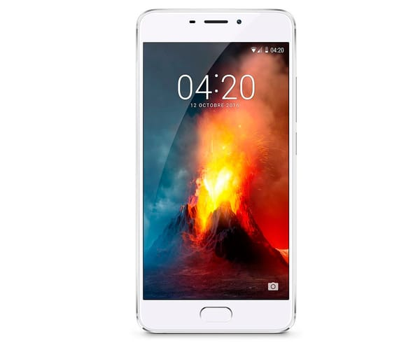 MEIZU M5 NOTE 16GB PLATA MÓVIL DUAL SIM 4G 5.5'' IPS LTPS/8CORE/16GB/3GB RAM/13MP/5MP