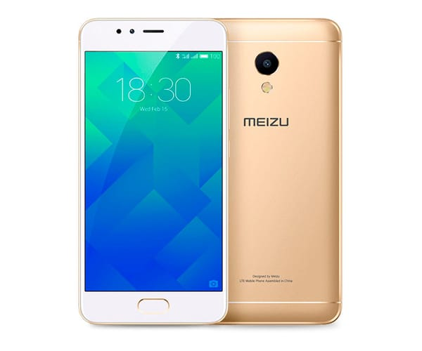 MEIZU M5S 16GB DORADO MÓVIL DUAL SIM 4G 5.2'' IPS/8CORE/16GB/3GB RAM/13MP/5MP