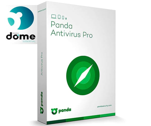 PANDA ANTIVIRUS PRO DVD 1 DISPOSITIVO 1 AÑO PROTECCIÓN ESENCIAL PARA WINDOWS, MAC, ANDROID E IOS