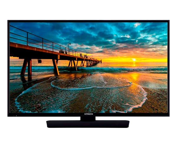 HITACHI 24HE2000 TELEVISOR 24'' LCD DIRECT LED HD READY 400Hz SMART TV WIFI