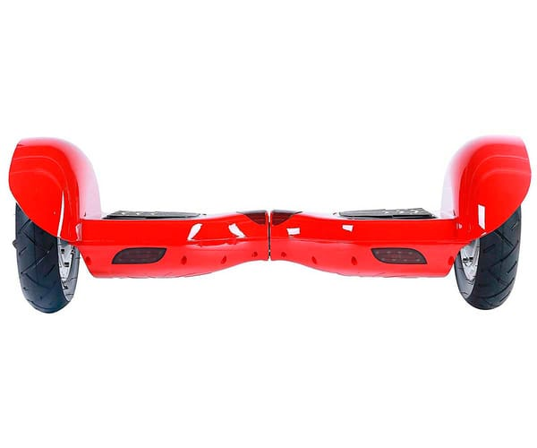 SCOOTER ELÉCTRICO INROLLER 3.0 HIGH WHEELS ROJO