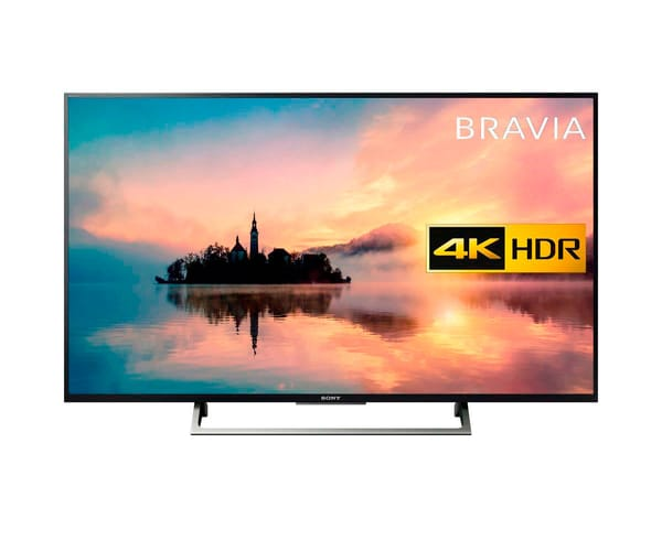SONY KD43XE7096 TELEVISOR 43'' LCD LED 4K HDR 400 HZ SMART TV LINUX