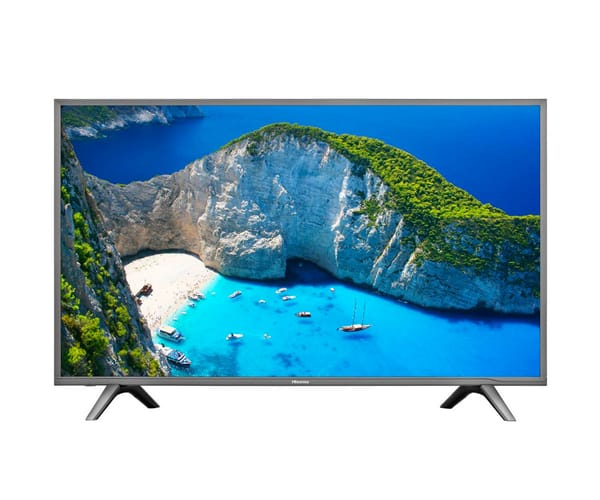 HISENSE H55N5700 TELEVISOR 55'' SLIM UHD 4K DIRECT LED 1200HZ SMART TV WIFI
