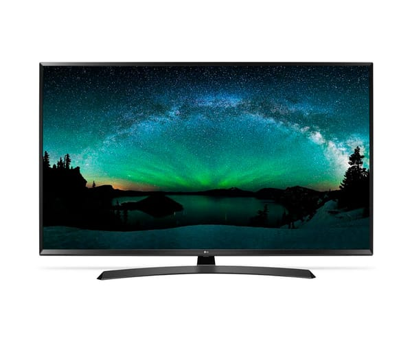 LG 43UJ634V TELEVISOR 43'' IPS LED 4K UHD HDR SMART TV WEBOS 3.5 WIFI BLUETOOTH HDMI USB GRABADOR Y REPRODUCTOR MULTIMEDIA