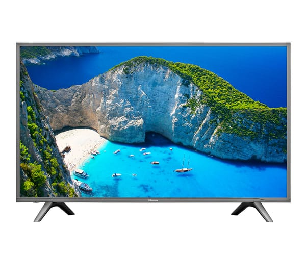 HISENSE H43N5700 TELEVISOR 43'' SLIM UHD 4K DIRECT LED 1200HZ SMART TV WIFI