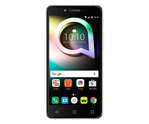 ALCATEL SHINE LITE 5080X DORADO MÓVIL 4G 5'' IPS HD/4CORE/16GB/2GB RAM/13MP/5MP