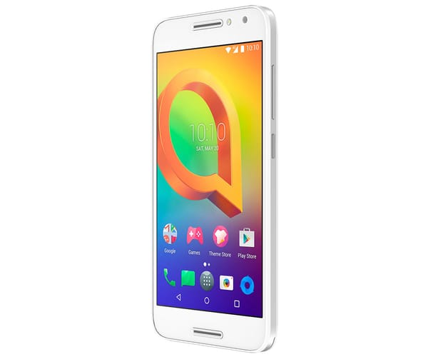 ALCATEL U5 4047D BLANCO MÓVIL 3G DUAL SIM 5'' IPS/4CORE/8GB/1GB RAM/5MP/2MP