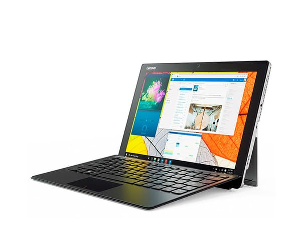 LENOVO IDEAPAD MIIX 510-12IKB PLATA TABLET WIFI 12.2'' IPS FHD/i5 2.5GHz/SSD 256GB/8GB RAM/W10 HOME