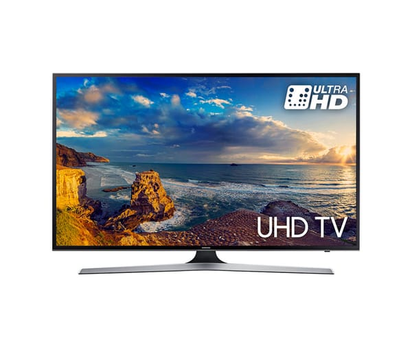 SAMSUNG UE40MU6120 TELEVISOR 40'' LCD LED UHD HDR 4K 1300Hz SMART TV WIFI