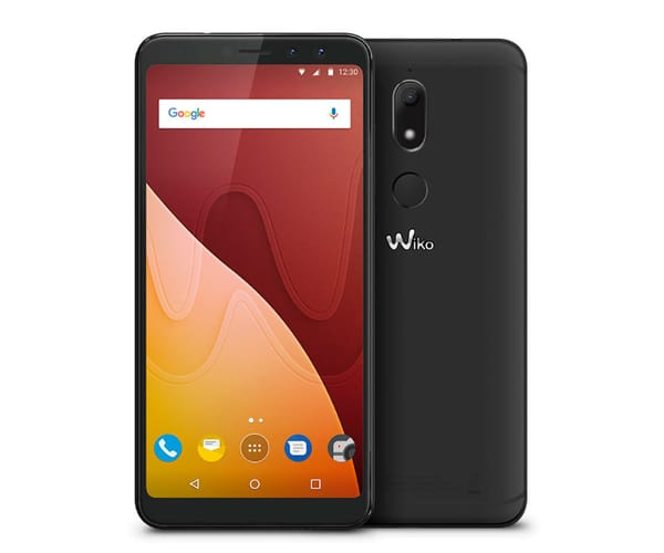 WIKO VIEW PRIME NEGRO MÓVIL 4G DUAL SIM 5.7'' IPS HD+/8CORE/64GB/4GB RAM/16MP/20MP+8MP