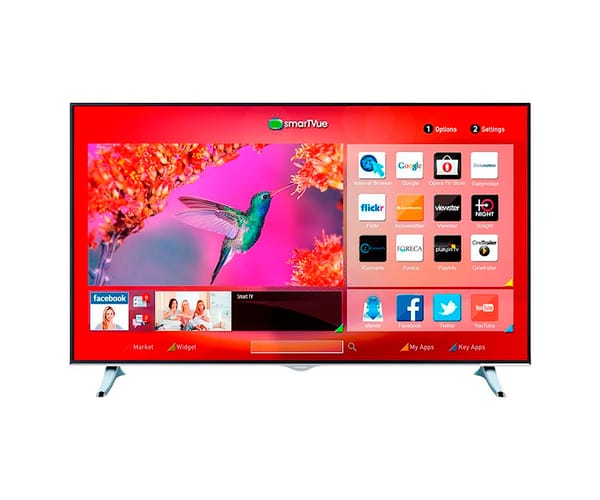 HITACHI 49HGW69 TELEVISOR 49'' LCD LED 4K UHD SMART TV WIFI BLUETOOTH