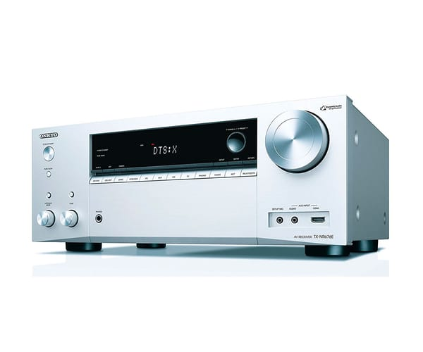 ONKYO TX-NR676E PLATA RECEPTOR A/V DE RED DE 7.2 CANALES COMPATIBLE DOLBY ATMOS 4K HDR DOLBY VISON 165W POR CANAL