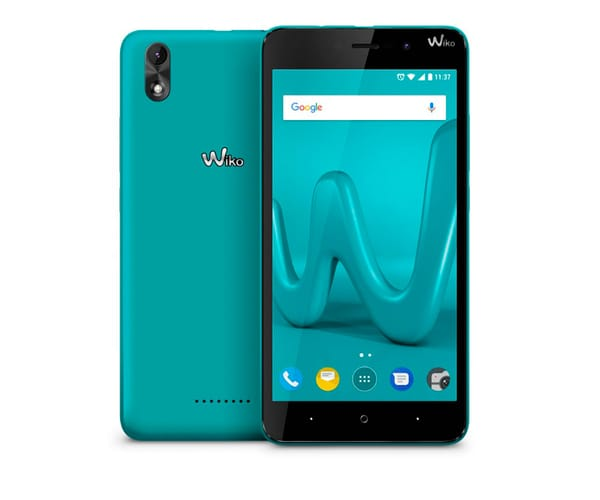 WIKO LENNY4 PLUS BLEEN MÓVIL 3G DUAL SIM 5.5'' IPS HD/4CORE/16GB/1GB RAM/8MP/5MP