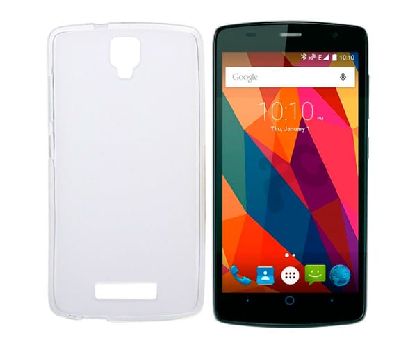 JC CARCASA MATE BLANCO ZTE L5 PLUS