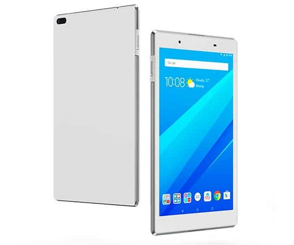 LENOVO TAB4 8 BLANCO TABLET WIFI 8'' IPS HD/4CORE/16GB/2GB RAM/5MP/2MP
