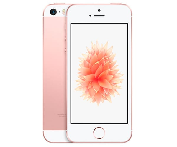 APPLE IPHONE SE 32GB ORO ROSA MÓVIL 4G 4'' RETINA/2CORE/32GB/2GB RAM/12MP/1.2MP