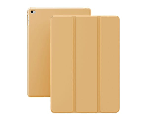 JC FUNDA ORO PARA TABLET APPLE IPAD 9.7''
