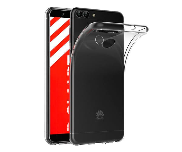 JC CARCASA TRANSPARENTE HUAWEI P SMART
