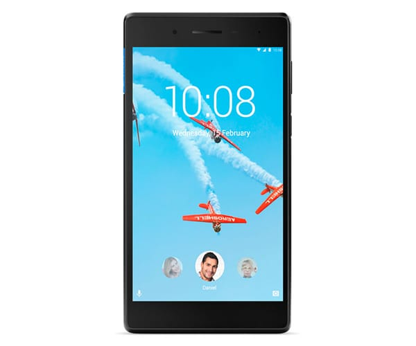 LENOVO TAB 7 ESSENTIAL NEGRO TABLET WIFI 7'' IPS/4CORE/8GB/1GB RAM/2MP/VGA
