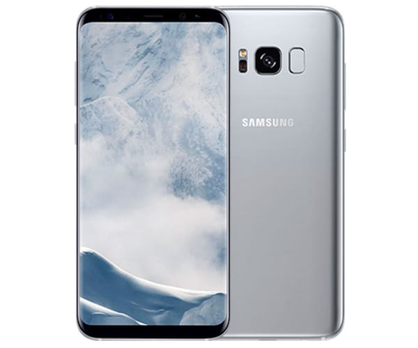 SAMSUNG GALAXY S8+ PLATA MÓVIL 4G 6.2'' SAMOLED QHD+/8CORE/64GB/4GB RAM/12MP/8MP