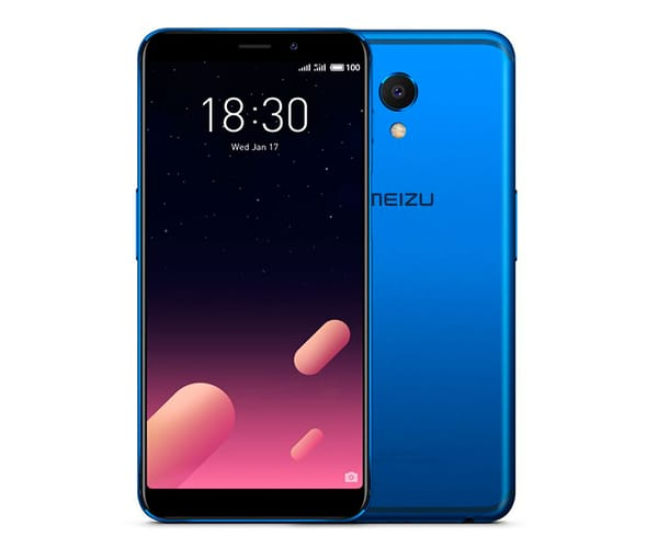 MEIZU M6S AZUL MÓVIL 4G DUAL SIM 5.7'' IPS HD+/6CORE/32GB/3GB RAM/16MP/8MP