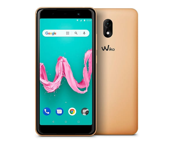 WIKO LENNY5 DORADO MÓVIL 3G DUAL SIM 5.7'' IPS HD+/4CORE/16GB/1GB RAM/8MP/5MP
