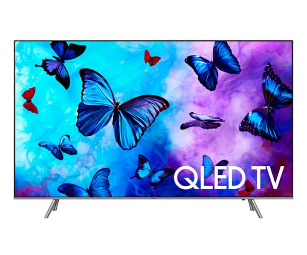 SAMSUNG QE55Q6FNA TELEVISOR 55'' QLED UHD 4K QHDR 1000 2800Hz SMART TV WIFI BLUETOOTH AMBIENT MODE