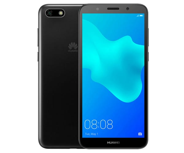 HUAWEI Y5 (2018) NEGRO MÓVIL 4G DUAL SIM 5.45'' IPS HD+/4CORE/16GB/2GB RAM/8MP/5MP