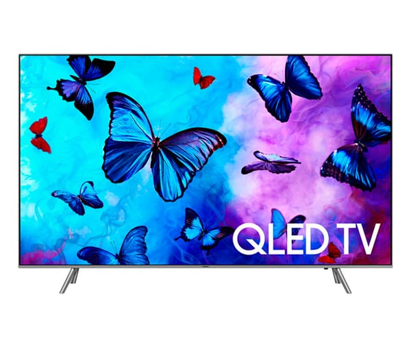 SAMSUNG QE75Q6FNA TELEVISOR 75'' QLED UHD 4K QHDR 1000 2800Hz SMART TV WIFI BLUETOOTH AMBIENT MODE