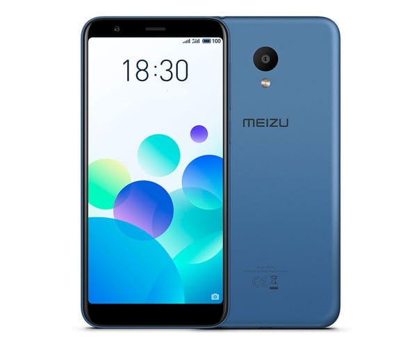 MEIZU M8C AZUL MÓVIL 4G DUAL SIM 5.45'' IPS HD+/4CORE/16GB/2GB RAM/13MP/8MP