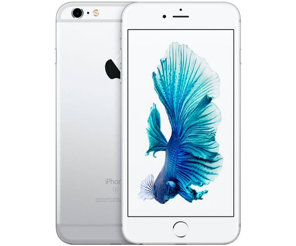 APPLE IPHONE 6S PLUS 128GB PLATA REACONDICIONADO CPO MÓVIL 4G 5.5'' RETINA FHD/2CORE/128GB/2GB RAM/12MP/5MP