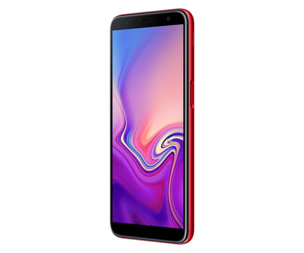 SAMSUNG GALAXY J6+ (2018) ROJO MÓVIL 4G DUAL SIM 6.0'' IPS HD+/4CORE/32GB/3GB RAM/13MP+5MP/8MP