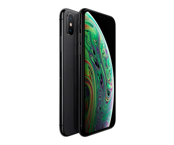 APPLE IPHONE XS 64GB GRIS ESPACIAL MÓVIL 4G 5.8'' SUPER RETINA HD OLED HDR/6CORE/64GB/4GB RAM/12MP+12MP/7MP
