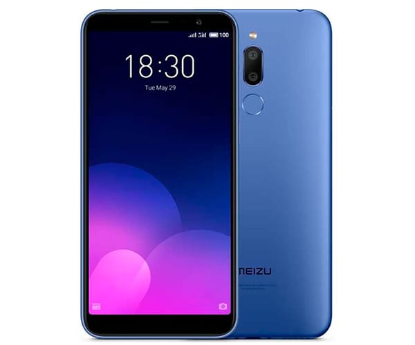 MEIZU M6T AZUL MÓVIL 4G DUAL SIM 5.7'' IPS HD+/8CORE/32GB/3GB RAM/13MP+2MP/8MP