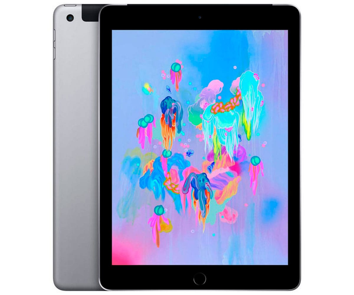 APPLE IPAD GRIS ESPACIAL TABLET WIFI 10.2'' RETINA/32GB/3GB RAM/8MP/1.2MP