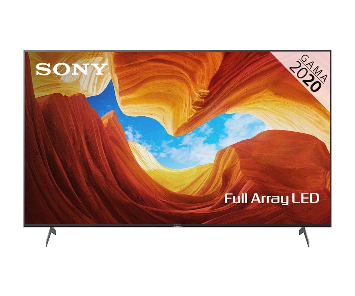 SONY KD85XH9096 TELEVISOR 85'' LCD FULL ARRAY LED UHD 4K HDR ANDROID TV